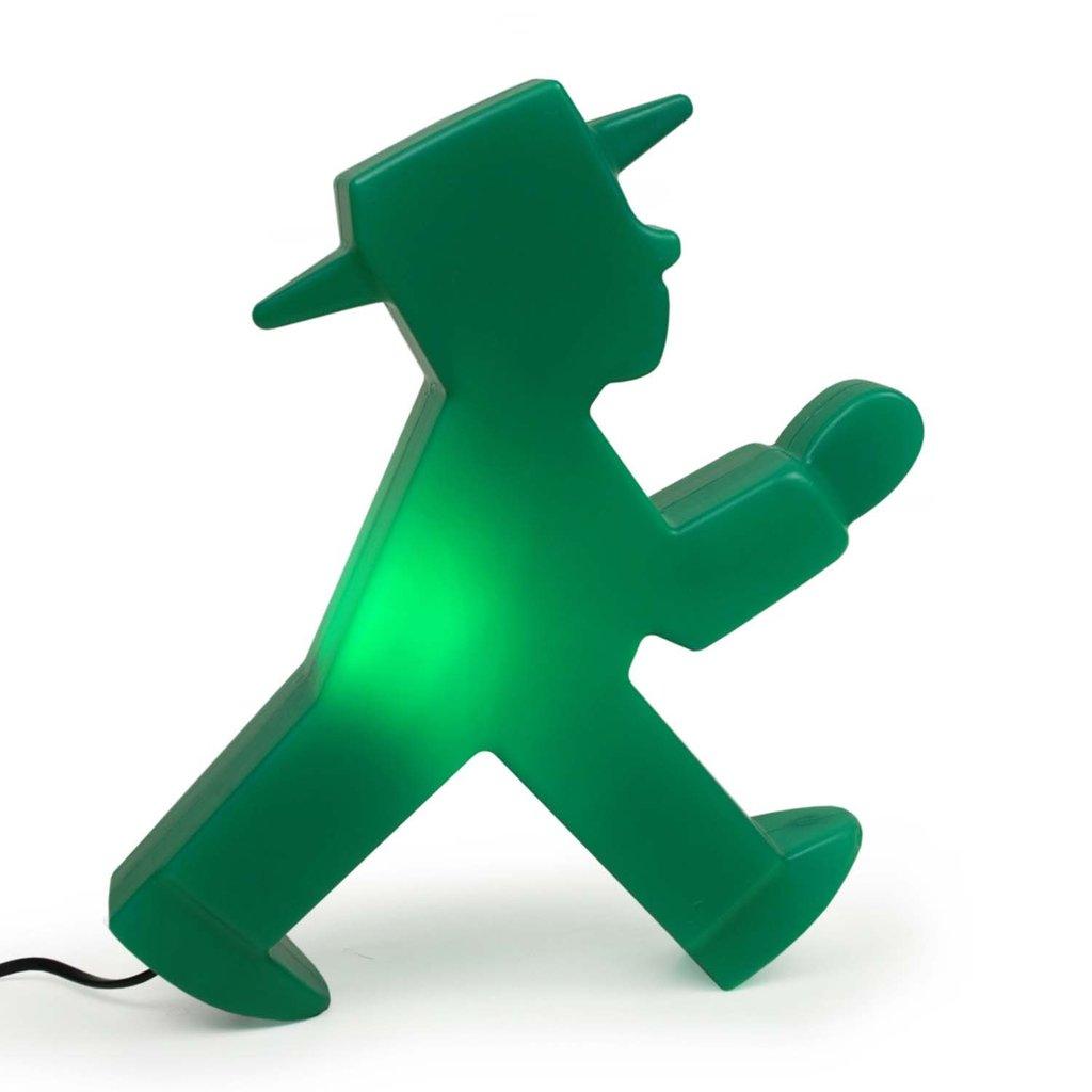 Online Lamp Store: AMPELMANN Lampenmann Geher NEU/OVP Tisch-Lampe Leuchte