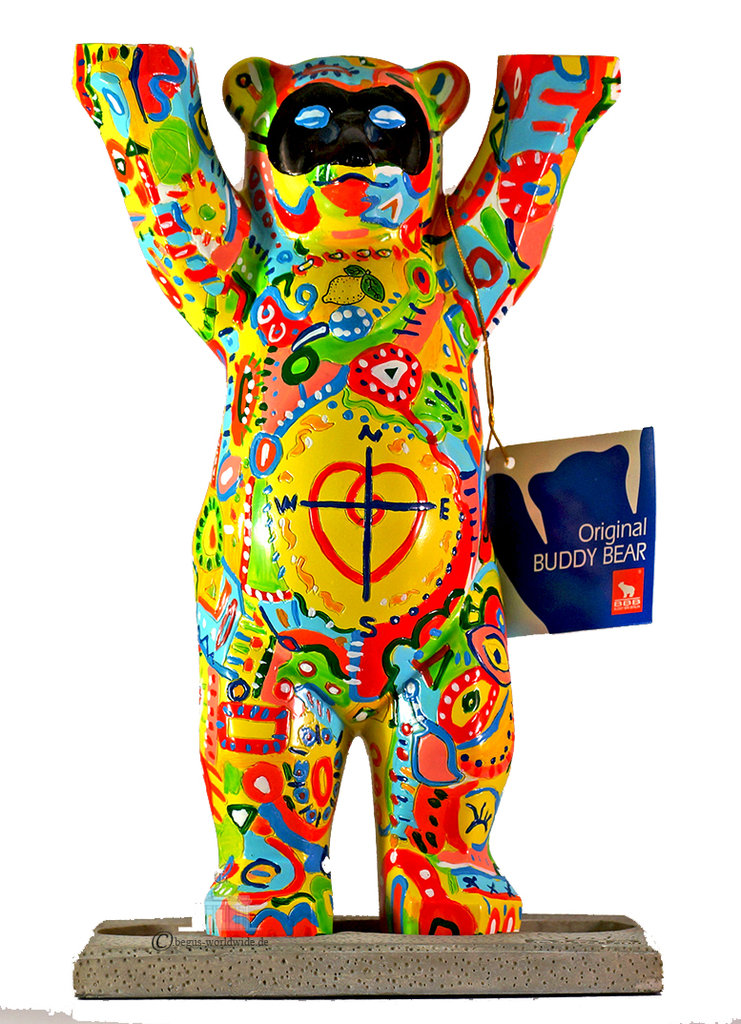 Italy United Buddy Bear Find Amp Buy Berlin Deluxe Souvenirs Shop