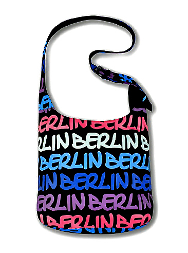 tasche berlin neon bunt gro robin ruth bd onlineshop kaufen. Black Bedroom Furniture Sets. Home Design Ideas