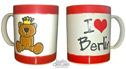 I love Berlin Bär Tasse