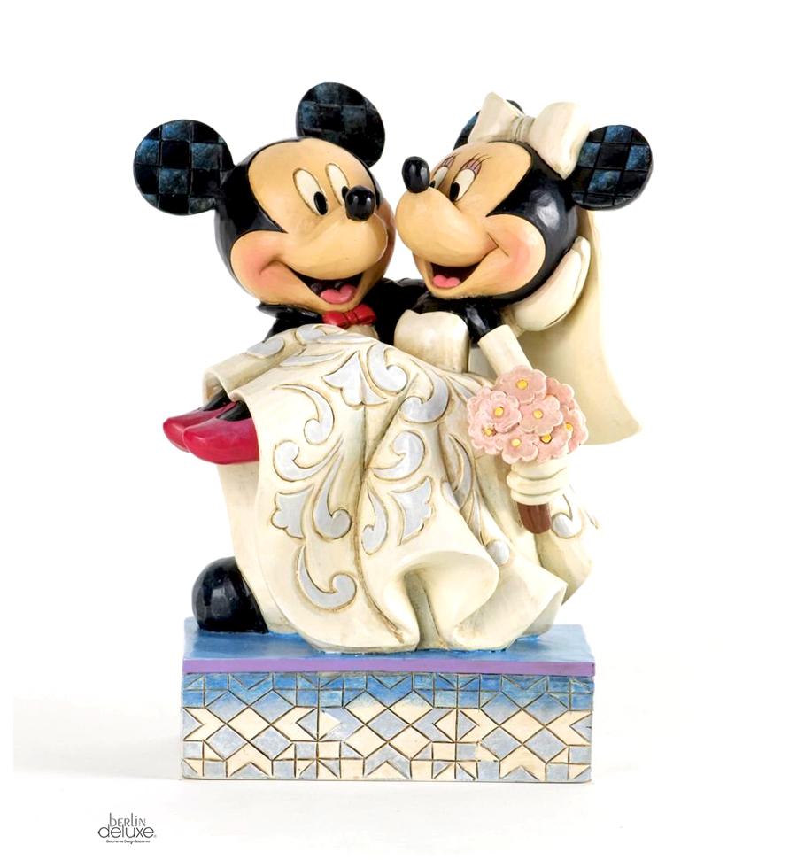 Mickey Minnie Congratulations Hochzeit Disney Figur Online