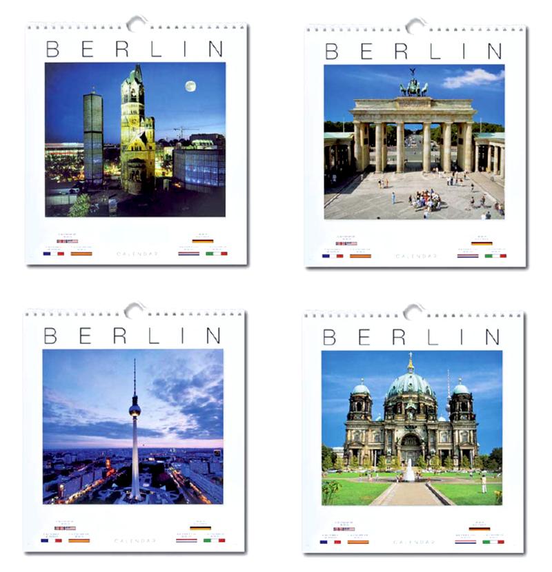berlin kalender 2018 berliner motive be deluxe souvenirs shop. Black Bedroom Furniture Sets. Home Design Ideas