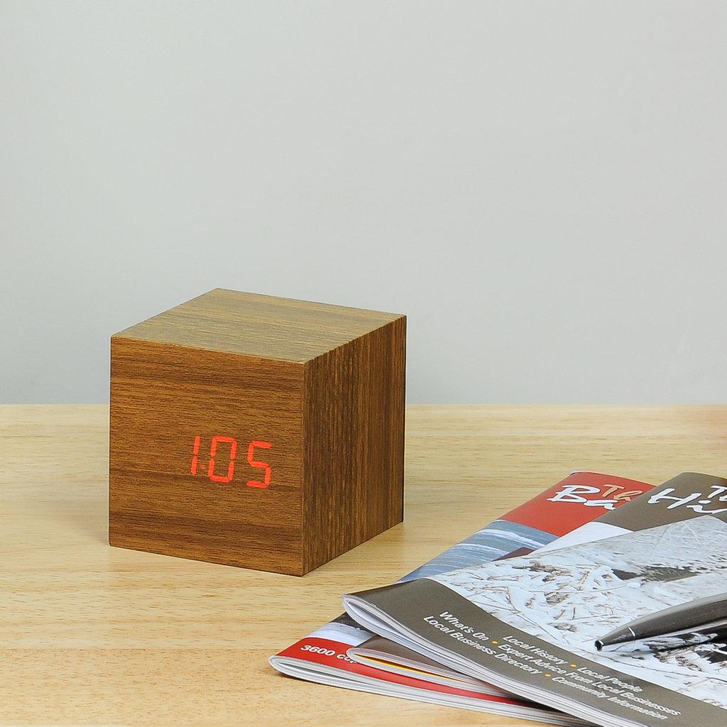 Design Wecker Uhr