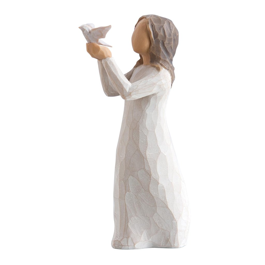 Willow Tree Angel Cake Topper