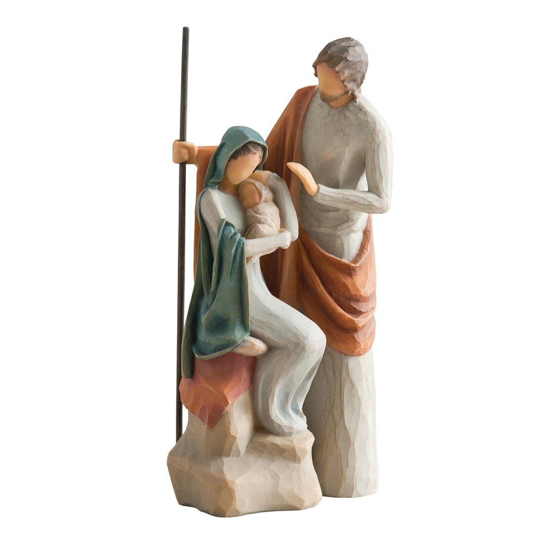 Superior The Christmas Story Willow Tree Part - 12: The Christmas Story - Willow Tree Figure