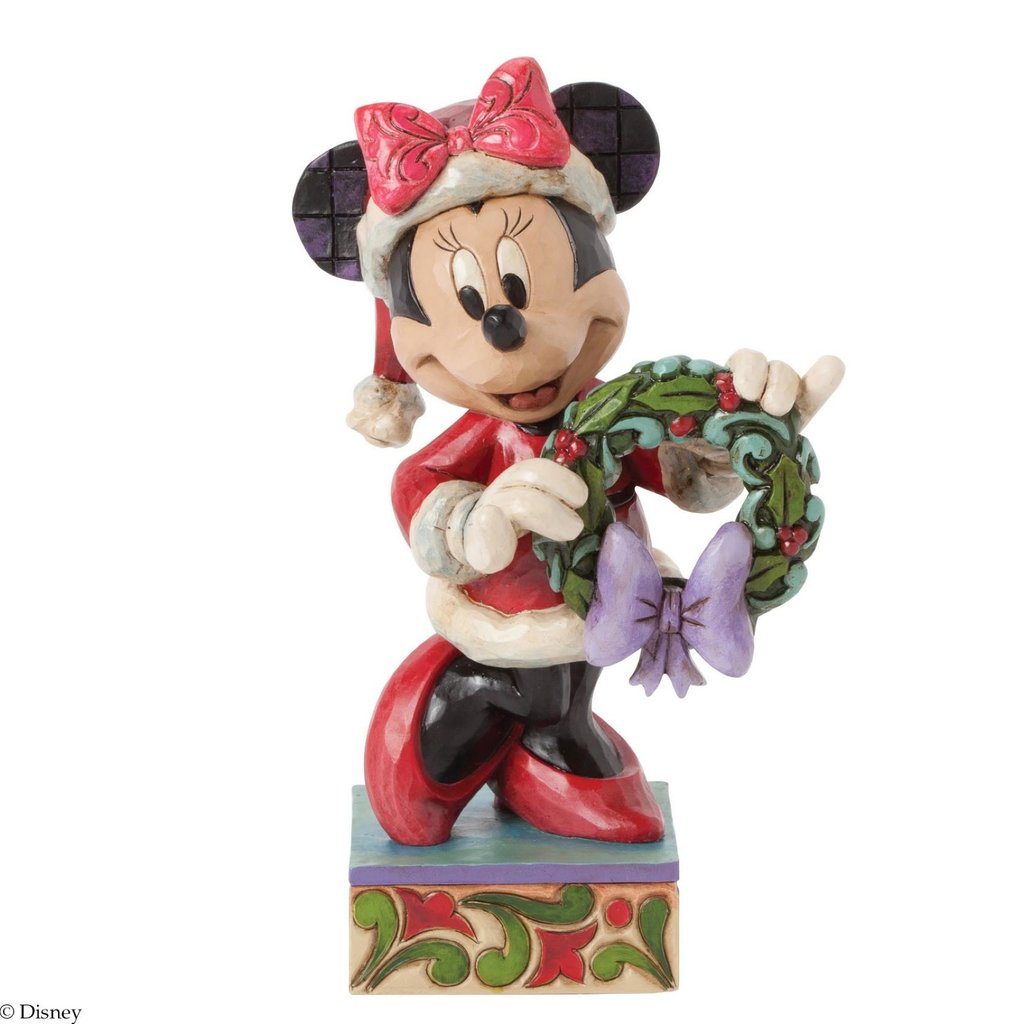 minnie mouse weihnachten disney figuren im berlin. Black Bedroom Furniture Sets. Home Design Ideas