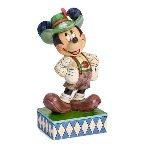 German Mickey Maus - Disney Figur
