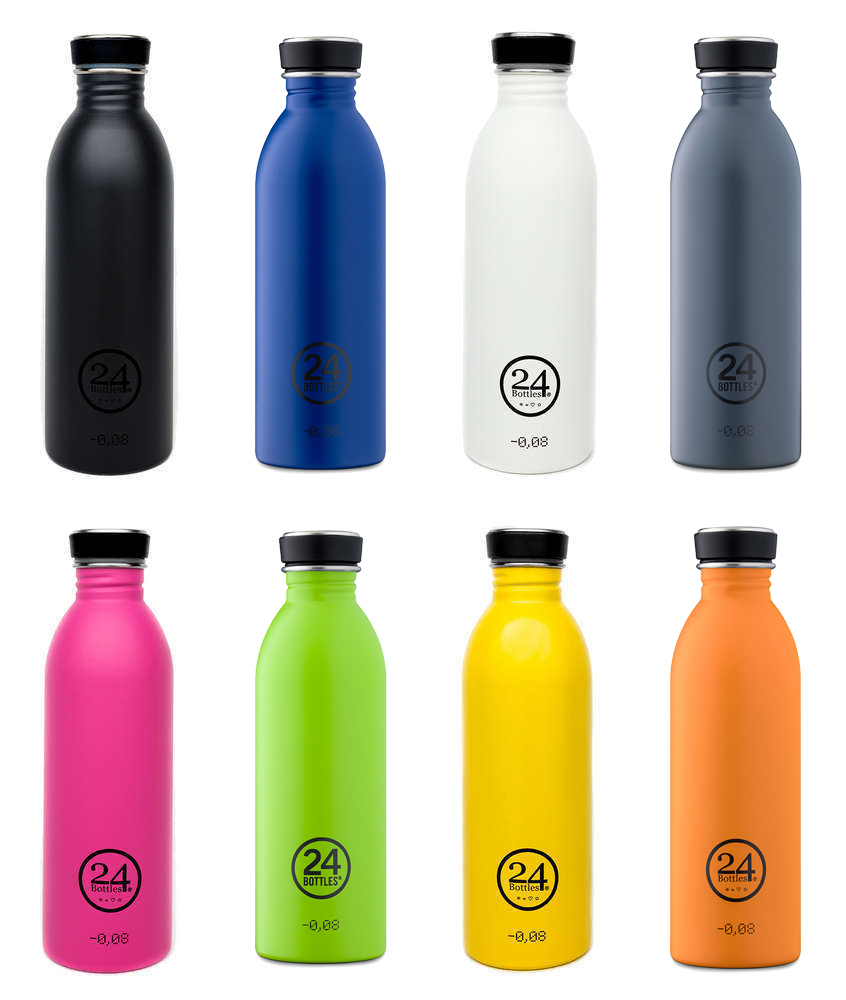 Drinking Bottle 24 Bottles 2016 Stainless Steel Berlin