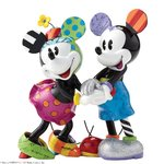 Mickey & Minnie Figur - limitierte Sonderedition