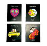 Rizzi Magnete - Moon, Heart, Taxi, Red Car