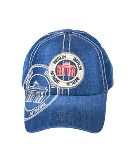 Denim Cap BT Berlin von Robin Ruth