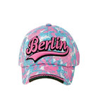 Basecap Colors Pink Berlin von Robin Ruth