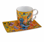 "Rizzi Tasse ""Not Getting Around the Traffic"""