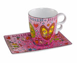 "Rizzi Tasse ""Peace of Love"""