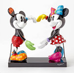 Britto Mickey & Minnie Maus