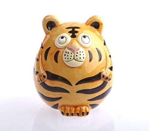 lustige serengeti spardose tiger neu ovp sparschwein keramik f kinder. Black Bedroom Furniture Sets. Home Design Ideas
