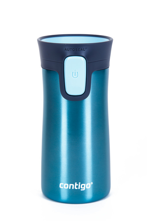 7d759665015 Thermo Mug Pinnacle green 300ml by Contigo - Bottles at Be-Deluxe