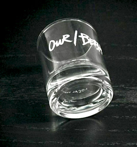 OUR/BERLIN Vodka Shot Glas - Berliner Vodka