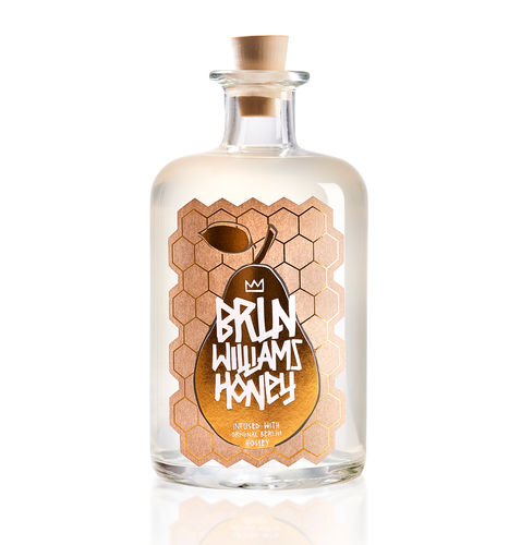 BRLN Williams Honey - Berliner Likör 0,5L
