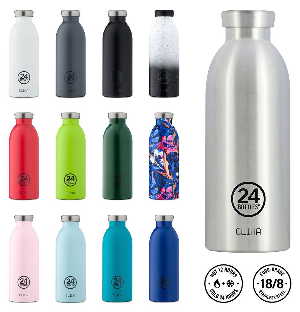 Thermal Bottle Clima By 24 Bottles Berlindeluxe Shop