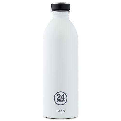 24 bottles design trinkflasche neu ovp 1 liter edelstahl. Black Bedroom Furniture Sets. Home Design Ideas