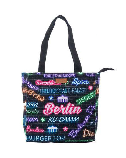 ce8207bb82 Berlin City Stars Shopper Bag ; by Robin Ruth at berlindeluxe
