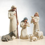 "Willow Tree ""Nativity"" Set (6-teilig)"