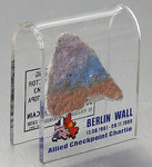 Berlin wall original piece magnet