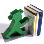 "Ampelmann ""Philosoph"" bookend"