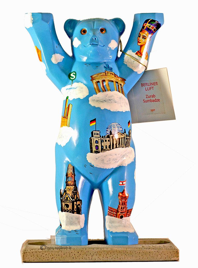 Berlin Air Buddy Bear Berliner Luft Souvenir Dlx Onlineshop