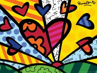 Pop Art Rizzi & Britto