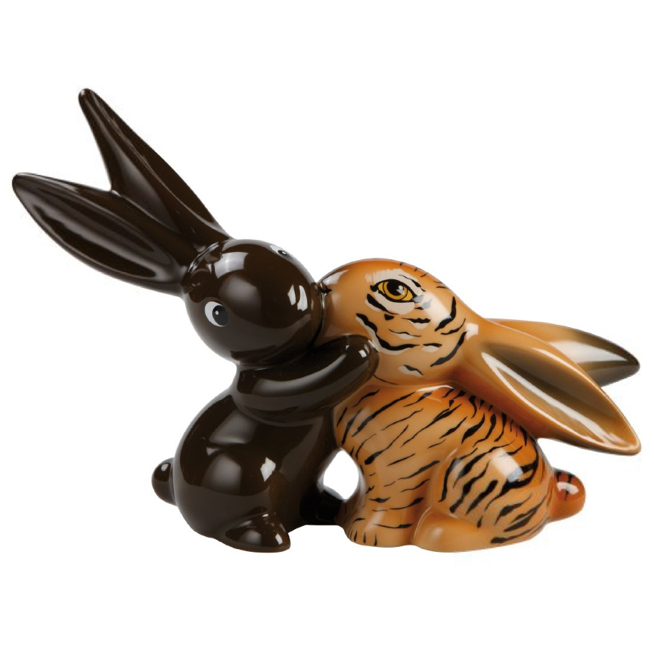 Bunny Deluxe Tiger Trifft Hase