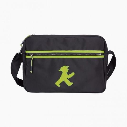 Details about Traffic Light Man Trainer Bag NEWOVP Black Green Walkers City Bag Berlin Souvenir show original title