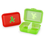 Ampelmann lunch box