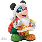 Santa Claus Mickey Mouse Britto
