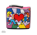 Britto Vase Heart Kids