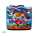 Britto Vase Love Blossoms