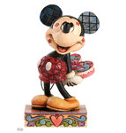 "Mickey Mouse ""love struck"""