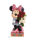 "Minnie Mouse ""la vie en rose"""