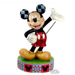 "XL Mickey ""the one and only"" Figur"