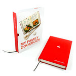 "Kochbuch ""My family cook book"""