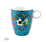 "Britto Mug ""Universal"" World Cup 2014"