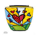 Britto Vase A New Day groß Goebel