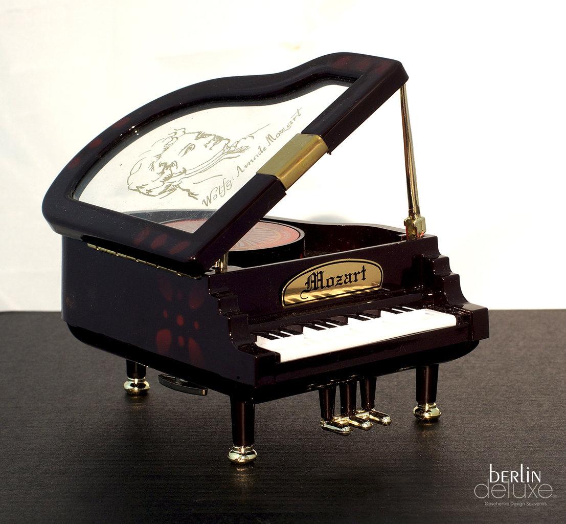 Music Box Mozart Piano Berlin Deluxe Gift Amp Souvenir
