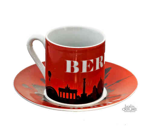 SET Espressotassen Berlin Skyline