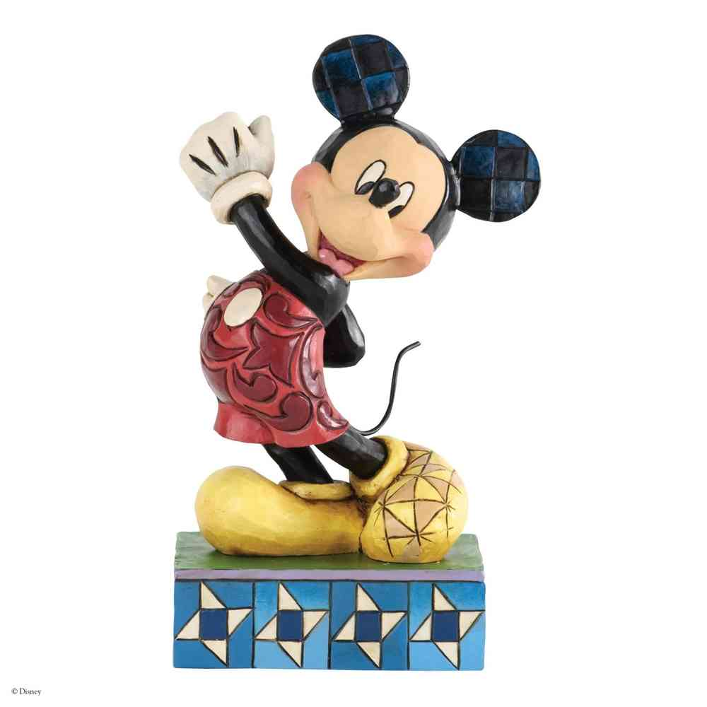 Modern Day Mickey Maus Disney Figur
