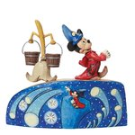 "Mickey Maus ""Summoning the Stars"" Disney Figur"