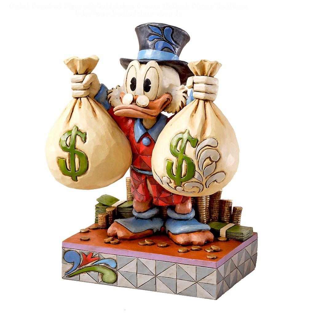 Dagobert Duck Uncle Scrooge - Disney Figuren