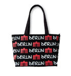 Tasche Berlin Brandenburger Tor Rot by Robin Ruth