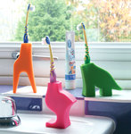 Animal Toothbrush Holder by J-ME Design
